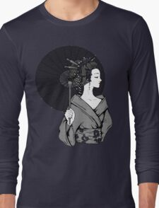 Vecta Geisha Long Sleeve T-Shirt