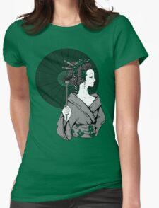Vecta Geisha Womens Fitted T-Shirt