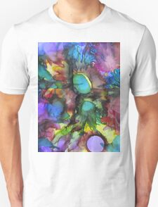 Abstract 1091 Unisex T-Shirt