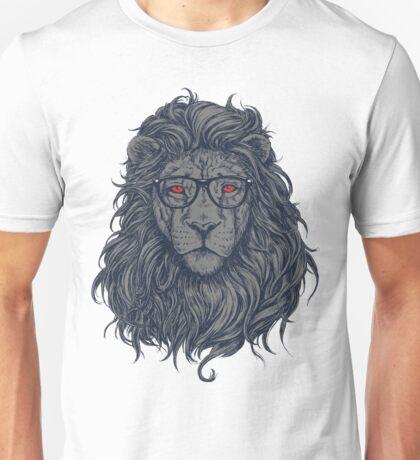 Lion Beard Unisex T-Shirt