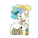 little rainbow elephant iPhone and iPod case by © Karin (Cassidy) Taylor