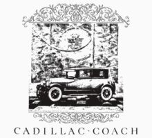 1925 Cadillac Coach Kids Clothes