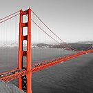 Golden Gate Bridge by Radek Hofman