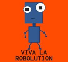 Viva La Robolution Kids Clothes