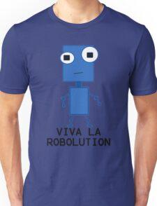 Viva La Robolution Unisex T-Shirt
