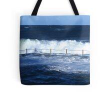 Ocean Pool Tote Bag