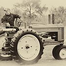 Vintage John Deere by KBritt