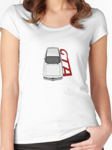 Alfa Romeo GTA Women's Fitted Scoop T-Shirt