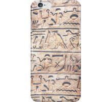 Heiroglyph iPhone Case/Skin