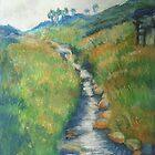 Gordale Beck by Susan Duffey
