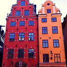 Old Town Stockholm by KatarinaD