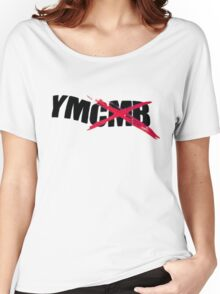 All Young Money, Fuck Cash Money! Lil Wayne YMCMB Women's Relaxed Fit T-Shirt