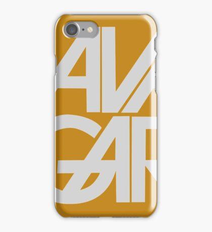 avant garde iPhone Case/Skin