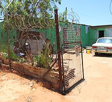 House in Soweto, Johannesburg, South Africa by Carole-Anne