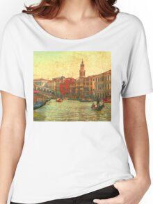 Venezia D'Oro 2 Women's Relaxed Fit T-Shirt