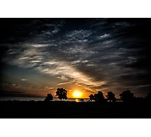 Another Sunset Photographic Print