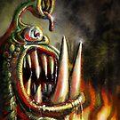 Dental Hell by Matt Bissett-Johnson
