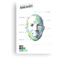 Two weeks in the life of sheaney Metal Print