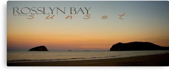 Rosslyn Bay Sunset © Vicki Ferrari by Vicki Ferrari