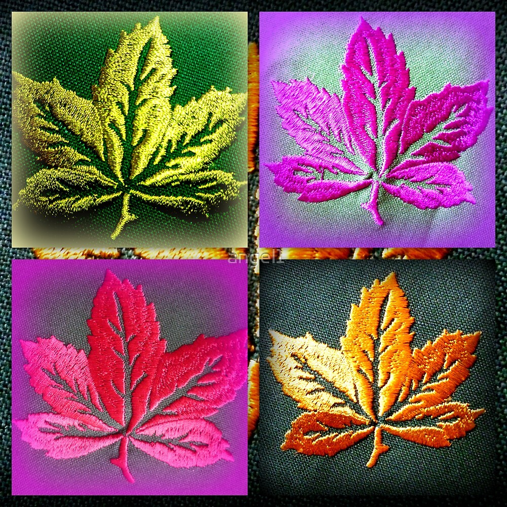 Maple Leaves by ©The Creative  Minds