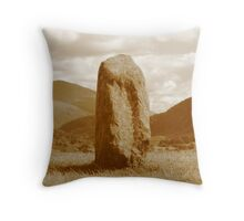 Castlerigg Standing Stone Throw Pillow