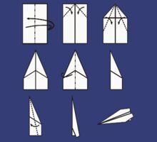 Plane Instructions by obskura