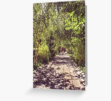 The High Line Greeting Card