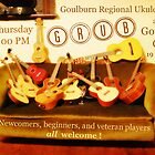 GRUB Thursday nights! by greg angus