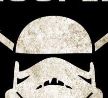 Team Troopers Sticker