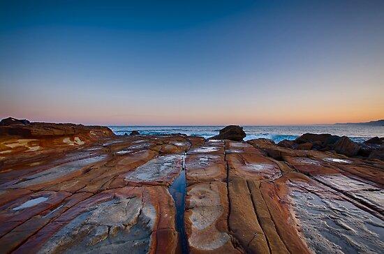 Rock Pools by David Byrne