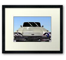 1959  Ford Skyliner Convertible  Framed Print