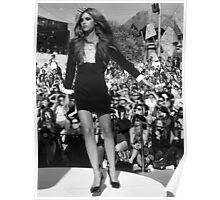 Fashion Parade Federation Square Poster