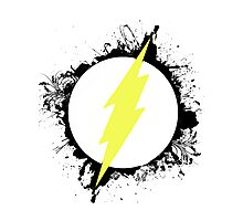 The Flash Photographic Print