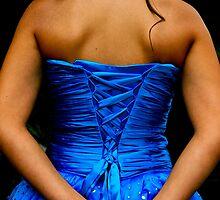 The Blue Dress by Jeff  Wilson