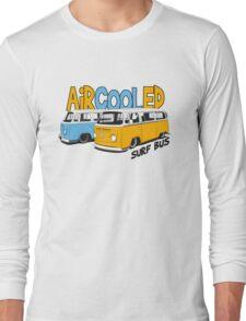 VW Surf Bus Pair Long Sleeve T-Shirt