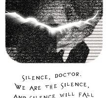We are the Silence by Angelaook