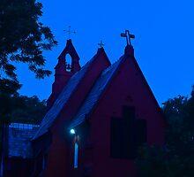 church by Samir Ray