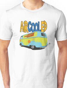 VW Barn Door Drag Bus! Unisex T-Shirt