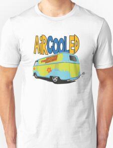 VW Barn Door Drag Bus! T-Shirt