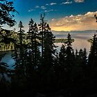 Emerald Bay 3959 by Zohar Lindenbaum
