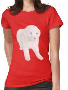 Ƹ̴Ӂ̴Ʒ SWEET DOG TEE SHIRT Ƹ̴Ӂ̴Ʒ Womens Fitted T-Shirt