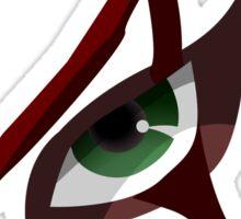 Katarina eye Sticker