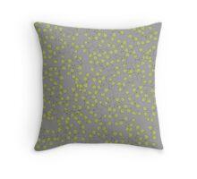 Leaf Go Green Ecology Throw Pillow