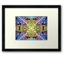 Risky Bismuth Framed Print