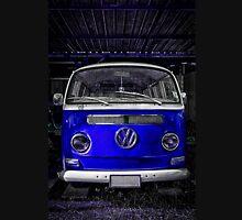 Volkswagen combi Blue  Unisex T-Shirt