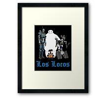 Los Locos Framed Print