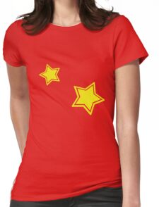 Diddy Kong Womens Fitted T-Shirt