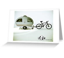 Urban Freedom Outlander Mark II 07 Greeting Card