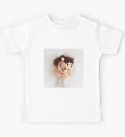 Lilabelle Autumn Fairy Kids Tee