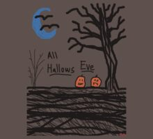 halloween jack o lantern all hallows eve by Tia Knight